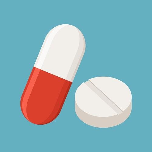 χάπια και φάρμακα για την αντιμετώπιση της μυκητίασης